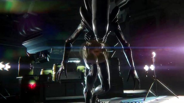 Alien: Isolation - E3-Gameplay-Trailer zum Horror-Survival-Spiel