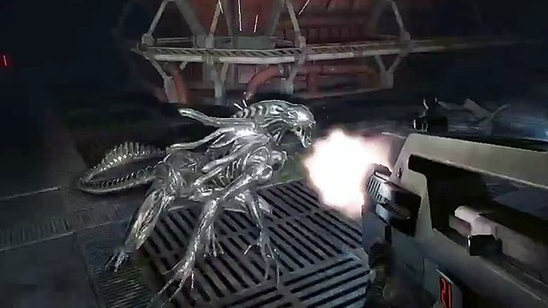 Gameplay-Trailer zu Aliens: Colonial Marines
