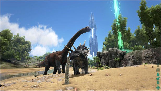 Ark: Survival Evolved bietet Mod-Support für den Unreal-Engine-4-Editor.