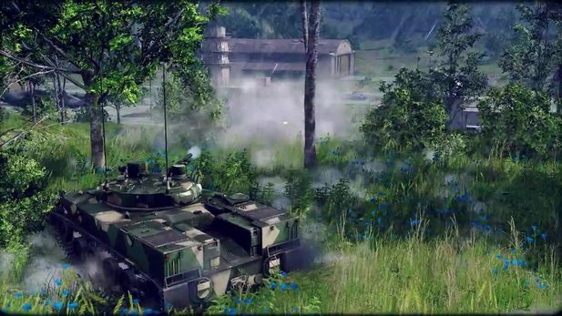 Armored Warfare - Tarnsystem im Video vorgestellt
