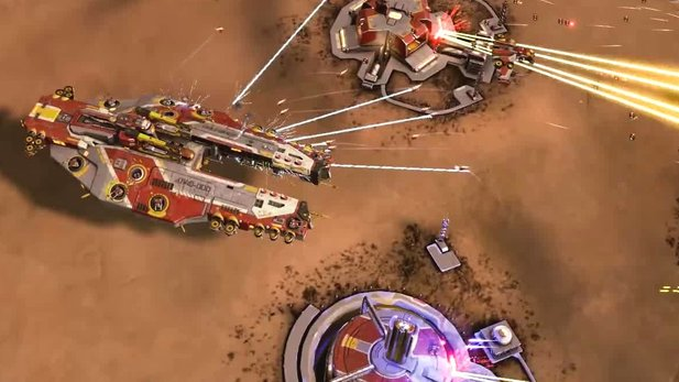 Ashes of the Singularity - Erweiterung Escalation im Gameplay-Trailer