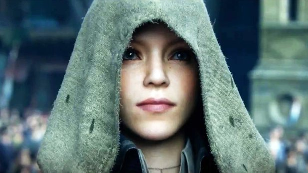 Assassin's Creed: Unity - Cinematic-Trailer stellt Templerin Elise vor