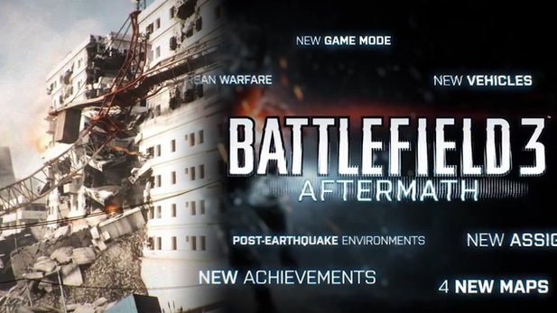 Battlefield 3 - Aftermath-Teaser