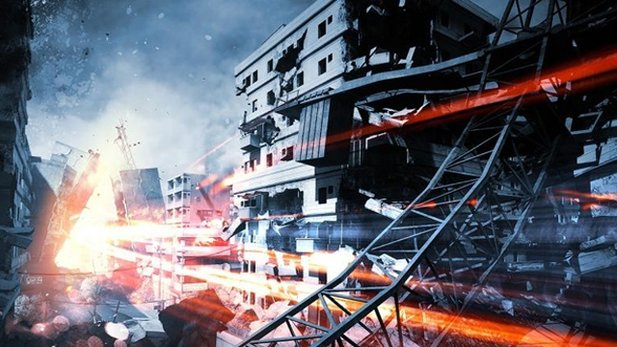 Battlefield 3: Aftermath - Test-Video