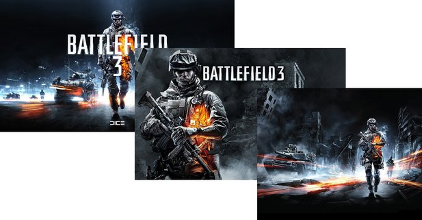 Battlefield 3 Wallpaper : Battlefield 3 Wallpaper