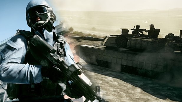 E3-Multiplayer-Video zu Battlefield 3