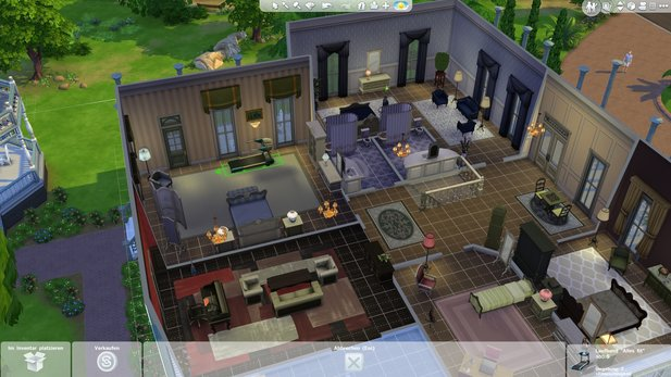 die sims 4 im test gut aber nicht gut genug gamestar. Black Bedroom Furniture Sets. Home Design Ideas