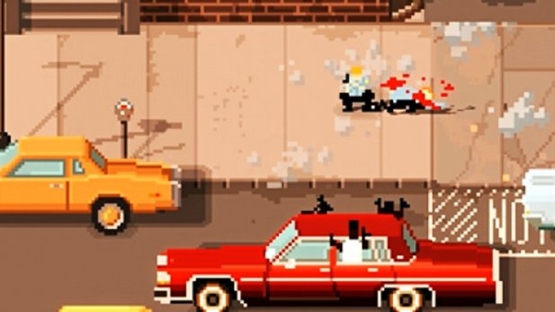 Beat Cop - Gameplay-Trailer zur Polizei-Simulation
