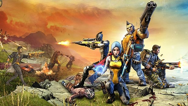 Testvideo zu Borderlands 2