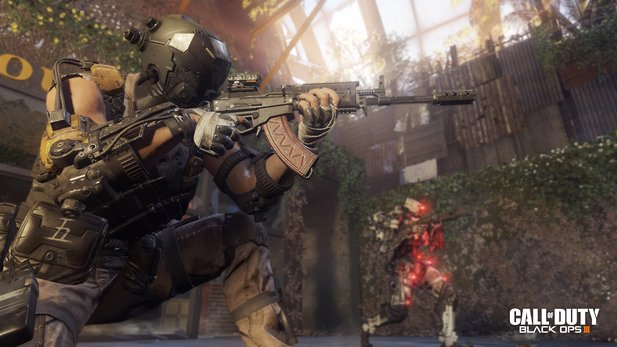 Call of Duty: Black Ops 3 wird in Kooperation mit Nvidia auf den PC portiert.