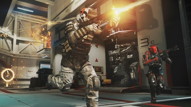 Call of Duty: Infinite Warfare - Sieben Minuten Multiplayer-Gameplay