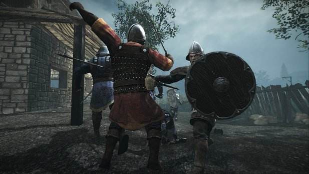 Chivalry: Medieval Warfare - 10 Minuten Gameplay