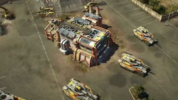 Command & Conquer - E3-Trailer zum Free2Play-Titel Command & Conquer