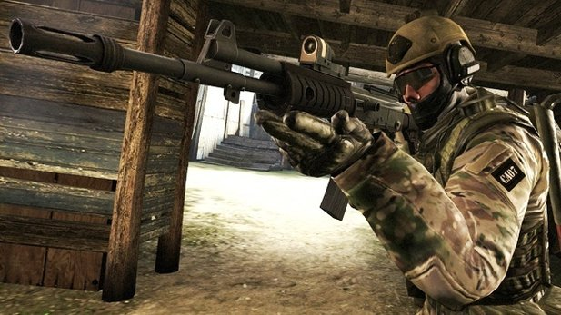 Test-Video von Counter-Strike: Global Offensive