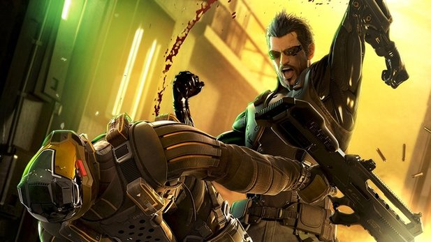 Test-Video von Deus Ex: Human Revolution