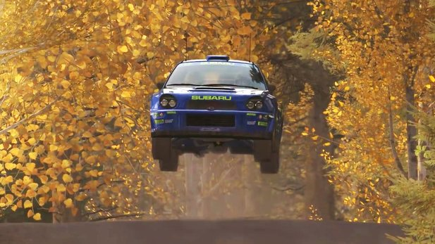 Dirt Rally - Ingame-Trailer: Die Community hebt ab