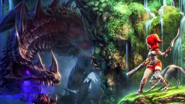 Gameplay-Video von Dragon Fin Soup