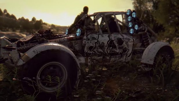 Dying Light: The Following - Trailer zur Community-Challenge »Buggy Frenzy«