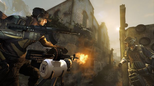 Der Betatest des Free2Play-Shooters Extraction hat begonnen.