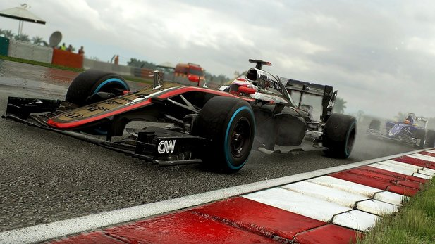 F1 2015 - Test-Video zum Codemasters-Rennspiel