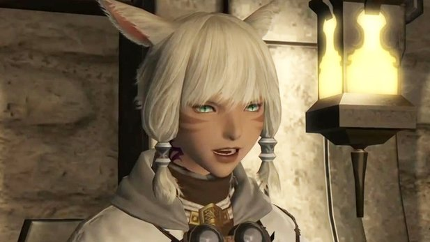Final Fantasy 14 Online: A Realm Reborn - Launch-Trailer zum Start des Online-Rollenspiels