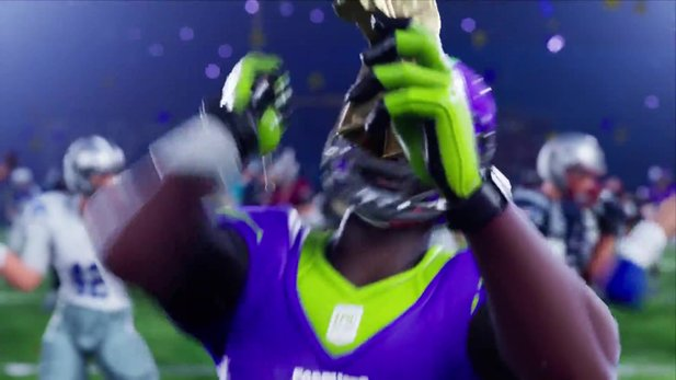 New covers at Fortnite - Epic cooperates with the NFL