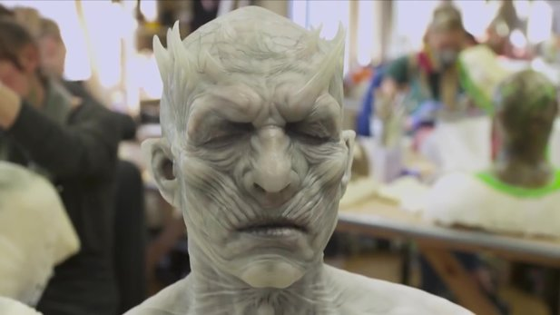 Game of Thrones - Making-of: So entstehen die White Walkers