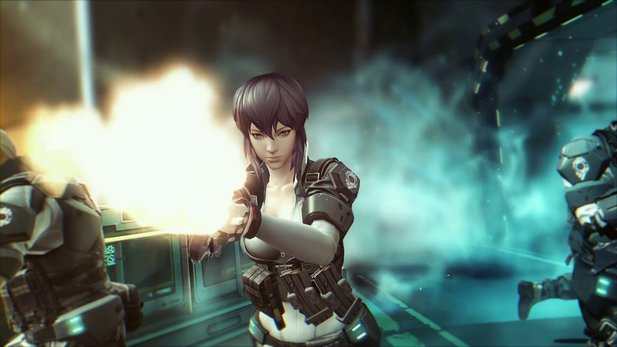 Ghost in the Shell Online - First Assault - Gameplay-Trailer zur Beta