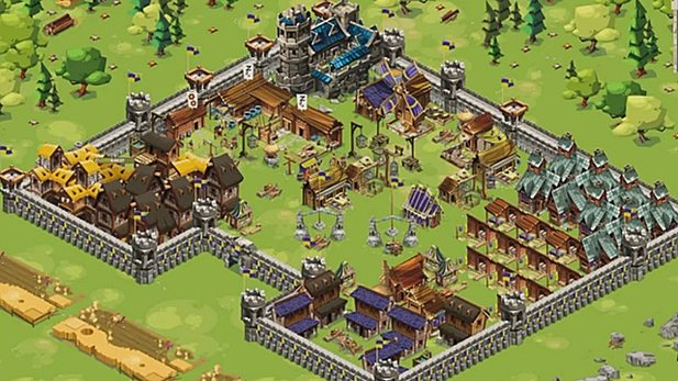 Goodgame Empire - Trailer zur Browser-Strategie