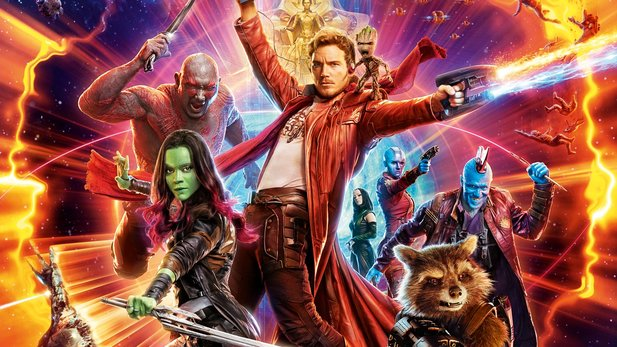 Regisseur James Gunn kündigt bereits Guardians of the Galaxy 3 an.