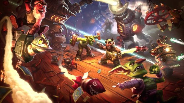 Hearthstone: Heroes of Warcraft - Trailer zum Add-On »Goblins vs. Gnomes«