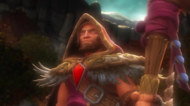 Heroes of the Storm - Ankündigungstrailer zu Medivh