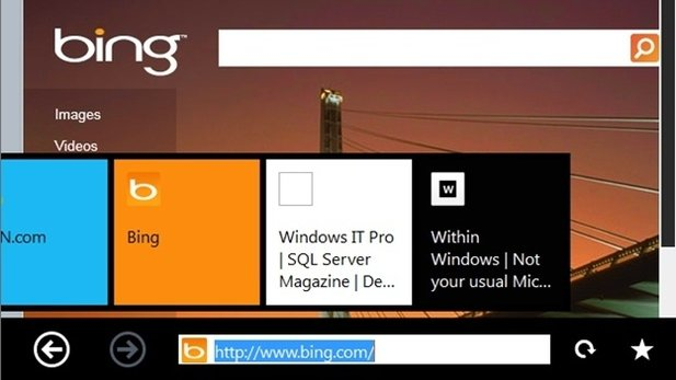 Der Internet Explorer 10 kommt bei Windows 8 in der Standard-Version ohne Plugins aus.