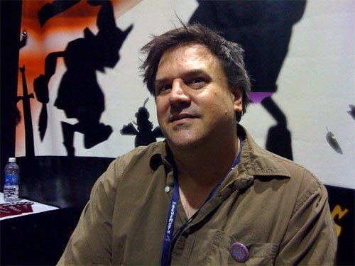 Ron Gilbert ist Game Designer bei Double Fine Productions.