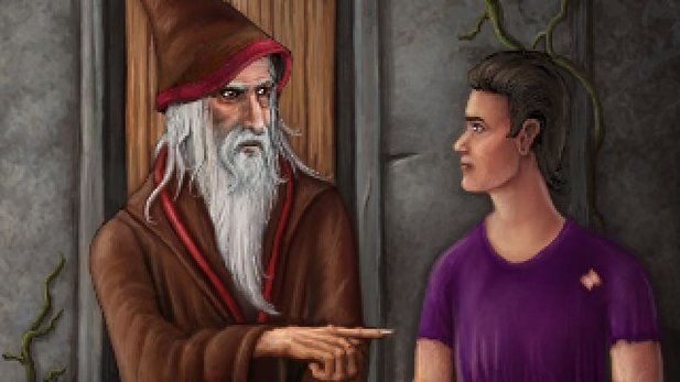 King's Quest 3 Redux - Gameplay-Video zum Adventure-Remake