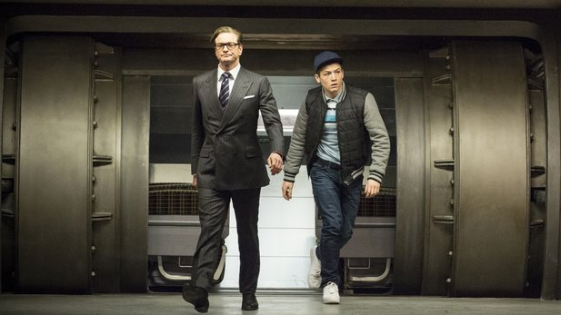 Kingsman: The Secret Service - Der erste Trailer zur Comic-Verfilmung
