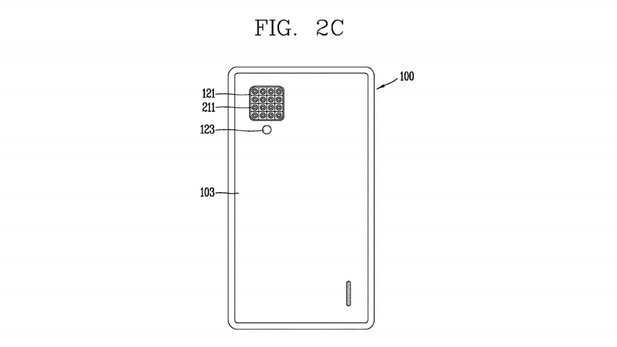 The LG hat has a patent for mobile phones at least 16 years old. (Bildquelle: USPTO)