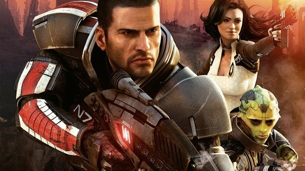 Test-Video zu Mass Effect 2