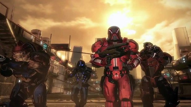 Mass Effect 3 - Strategie-Trailer zum Multiplayer