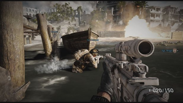 Hat EA den Support für den Shooter Medal of Honor: Warfighter eingestellt?