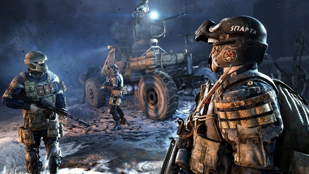 Metro Redux - Test-Video zur Remastered-Version (PS4 und Xbox One)