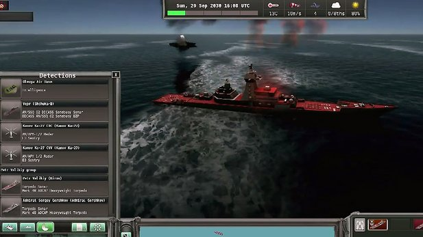 Entwickler-Video zu Naval War: Arctic Circle