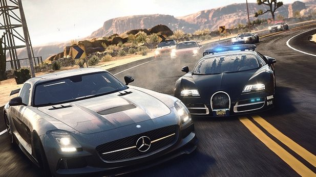 Launch-Trailer von Need for Speed Rivals