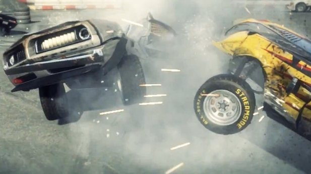Next Car Game - Neues Rennspiel von den Flatout-Machern