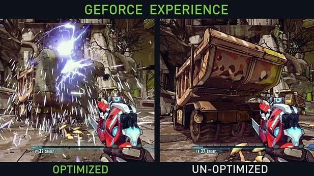 Offizielles Video zu Nvidia Geforce Experience