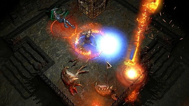 Test-Video von Path of Exile
