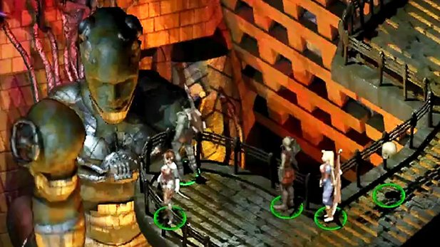 Planescape: Torment - Launch-Trailer zur Enhanced Edition