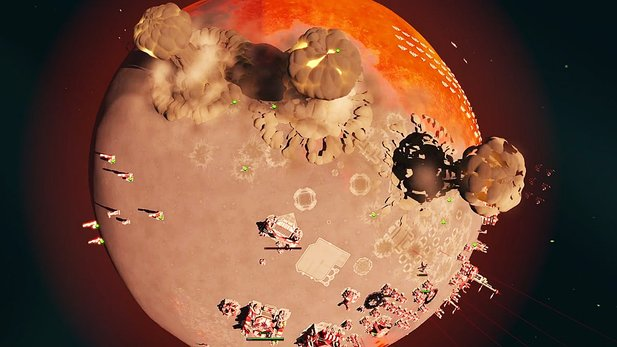 Planetary Annihilation - Test-Video zum Strategie-Spiel