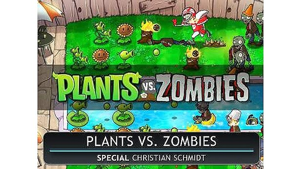 Plants vs. Zombies - - Test-Special: So funktioniert das Casual-Game