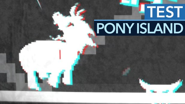 Pony Island - Test-Video zum Steam-Indie-Liebling